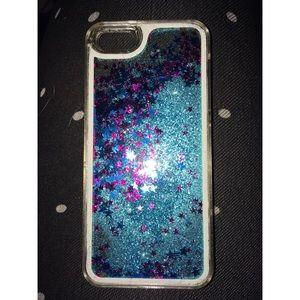 Accessories - iPhone SE/5s/5c Glitter Case